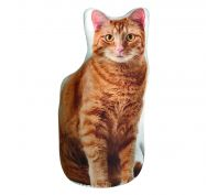 Splosh Adopt A Doorstop Kitty Tiger