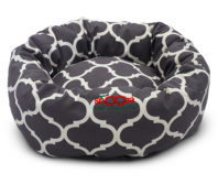 Snooza Cuddler Lattice Dog Bed
