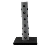 Snooza Cat Scratching Pole Grey