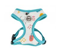 Puppia Catspia Cat Harness Mint Medium
