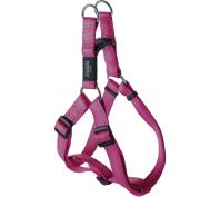 Rogz Utility Fanbelt Large Step-In Dog Harness Pink