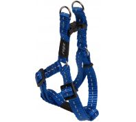 Rogz Utility Nitelife Small Step-In Dog Harness Blue
