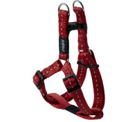 Rogz Utility Nitelife Small Step-In Dog Harness Red