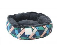 T & S Snug Bed Coral Waters
