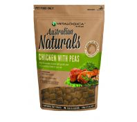 Vetalogica Australian Naturals Chicken with Peas Cat Treat 100g