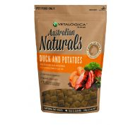 Vetalogica Australian Naturals Duck and Potato Cat Treat 100g