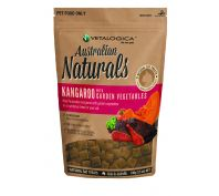 Vetalogica Australian Naturals Kangaroo with Garden Vegetables Cat Treat 100g