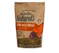 Vetalogica Australian Naturals Lamb with Pumpkin Cat Treat 100g