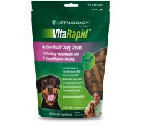 Vetalogica Vitarapid Active Multi Dog Treat 210g