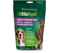 Vetalogica Vitarapid Digestive Health Dog Treat 210g