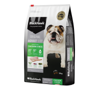 Black Hawk Adult Chicken & Rice Dog Food