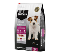 Black Hawk Puppy Lamb & Rice Dog Food