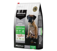 Black Hawk Puppy Large Breed Dog Food