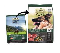 CANIDAE® PURE Real Bison Lentil & Carrot Grain Free Dry Dog Food