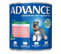 Advance All Breed Adult Dog 12x700g Chicken & Salmon