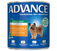 Advance Adult Dog 12x700g Casserole with Chicken