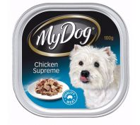 My Dog Chef Select 6x100g Chicken Supreme