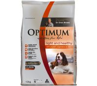 Optimum Adult Light & Healthy 13kg Chicken Vegetables & Rice