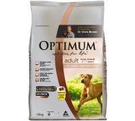 Optimum Adult Large Breed 15kg Chicken