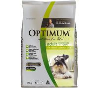 Optimum Adult Small Breed 15kg Chicken Vegetables & Rice