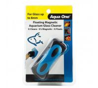 Aqua One Floating Magnet Cleaner Medium