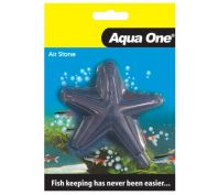 Aqua One Airstone Star Fish Medium 8.5cm x 8.5cm