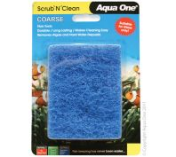 Aqua One Scrub n Clean Algae Pad Coarse Small