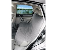 Pet One Car Seat Cover Fitted With Quilted Area