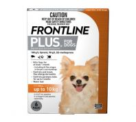 Frontline Plus For Small Dogs 0-10kg