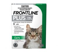 Frontline Plus Cat Top Spot