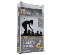Meals For Mutts Puppy Grain Free Large Kibble Turkey & Chicken