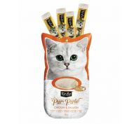 Kit Cat Purr Puree Chicken & Salmon Cat Treat 60g