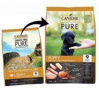 CANIDAE® PURE Puppy Real Chicken Lentil Grain Free Dry Dog Food