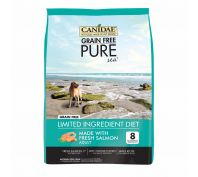 CANIDAE® Grain Free PURE Sea with Salmon Adult Dry Dog Food