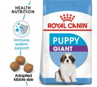 Royal Canin Canine Giant Puppy Dog Food 15kg