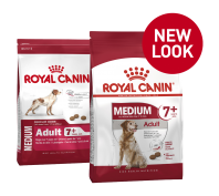 Royal Canin Canine Medium Adult 7+ Dog Food 15kg