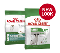 Royal Canin Canine Mini Adult +8 Dog Food 2kg