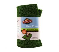 Spotty Indoor Dog Toilet Replacement Grass