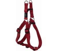 Rogz Utility Lumberjack Extra Large Step-In Dog Harness Red