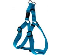 Rogz Utility Fanbelt Large Step-In Dog Harness Turquoise