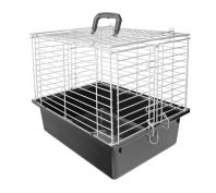 Trouble & Trix Travel Cat Wire Carry Cage