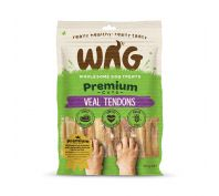 WAG Veal Tendons 200g Dog Treat