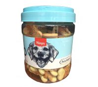 Wanpy Biscuits with Chicken Jerky Dog Treat 454g